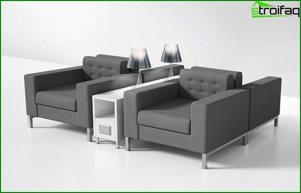 Muebles de oficina (alta tecnología) - 5