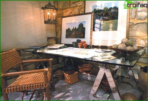 Muebles de oficina (eclecticismo) - 2