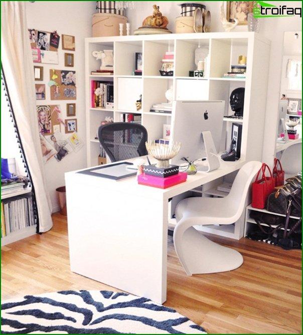 Muebles de oficina (eclecticismo) - 3