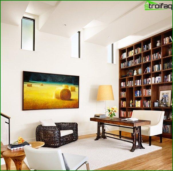 Muebles de oficina (eclecticismo) - 4