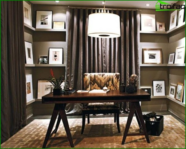 Office furniture (eclecticism) - 5