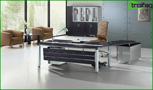 Muebles de oficina (moderno) - 2