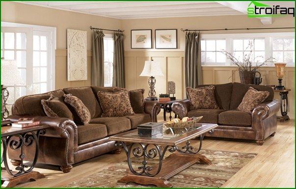 أثاث غرفة المعيشة - 3