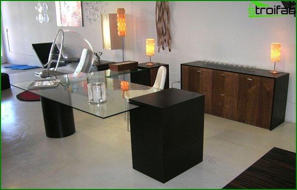 Muebles de oficina (moderno) - 3