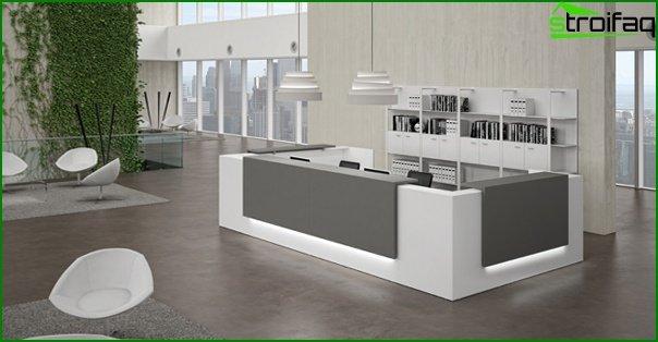 Muebles de oficina (moderno) - 4