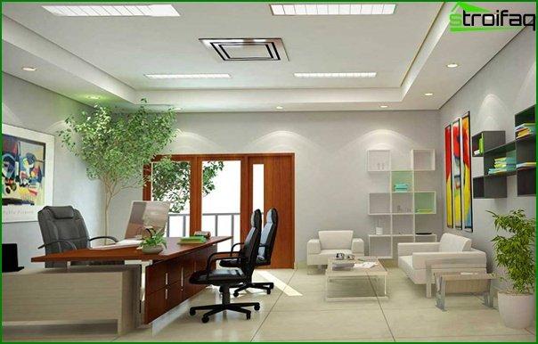 Muebles de oficina (moderno) - 5