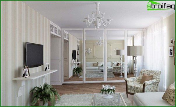 أثاث غرفة المعيشة (النمط الكلاسيكي) - 5
