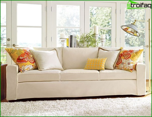 Set for a drawing room (sofa) - 1
