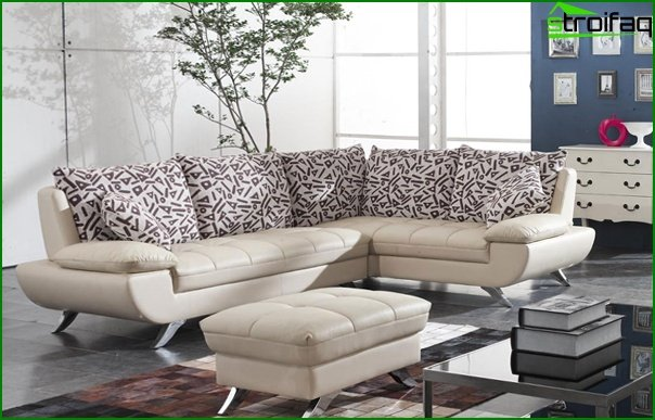 Set for a drawing room (sofa) - 2