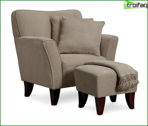 Set for a drawing room (armchairs) - 1