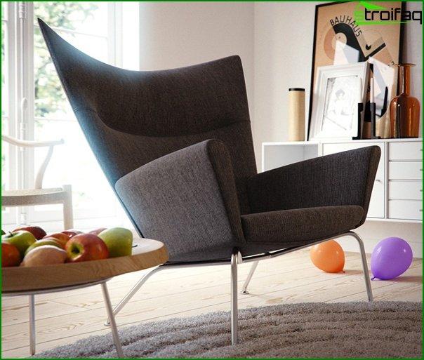 تعيين لغرفة الرسم (الكراسي) - 2