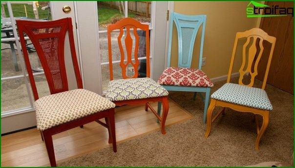 تعيين لغرفة الرسم (الكراسي) - 3