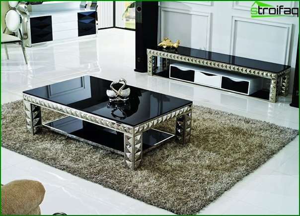 Set for a drawing room (coffee table) - 4