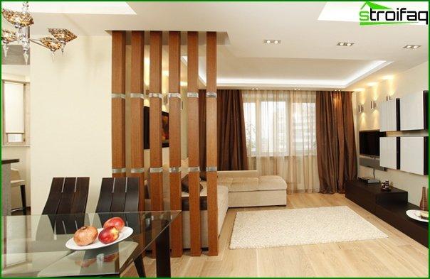 أثاث غرفة المعيشة (تقسيم المناطق) - 2