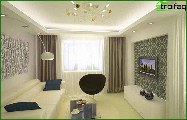 أثاث غرفة المعيشة (خروتشوف) - 2