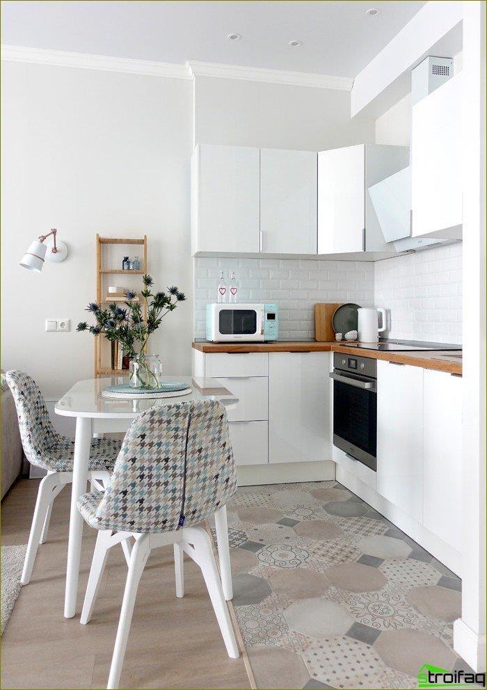 Cocinas blancas: 100 nuevas ideas: las mejores fotos
