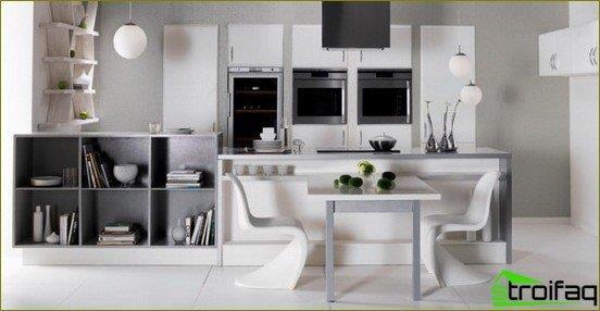 reparacion y diseño interior de la cocina