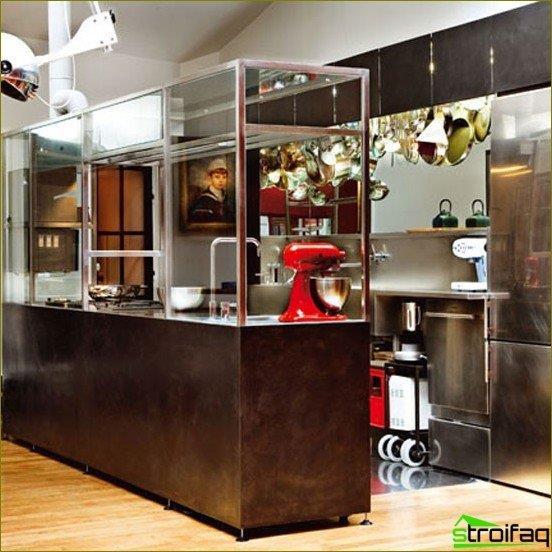 45 inspiradores diseños de cocinas industriales - fotos