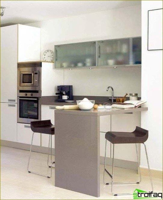 foto de estudio de cocina